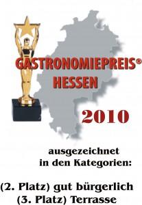 Gastronomiepreis 2010